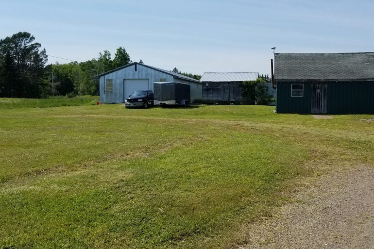 Camping/Start/Finish area...AKA 'the farm'